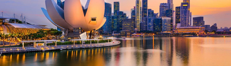 Coatings in Singapore - Singapore Skyline