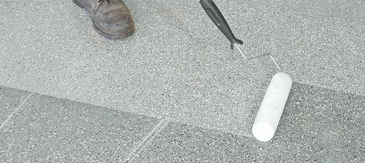 anti slip paint for concrete Singapore