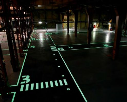 Photoluminescent paint Singapore