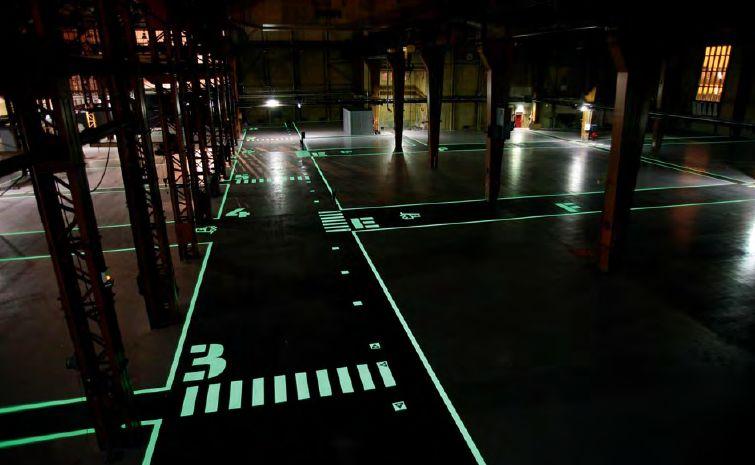 Photoluminescent Paint Singapore Glow Paint Coatings Com Sg
