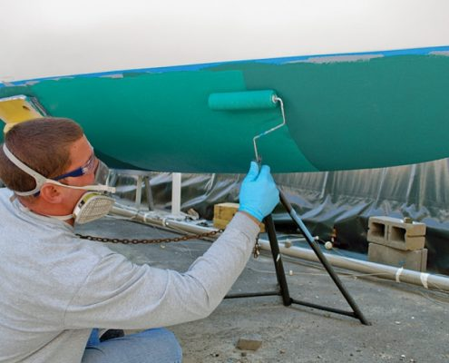 Find the best boat paint advice and products in Singapore