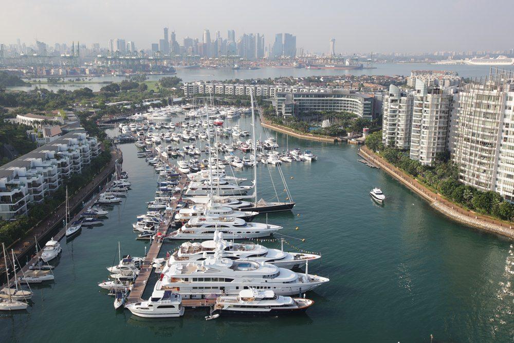 Marine Paint Singapore | Marine Coating - Coatings com sg