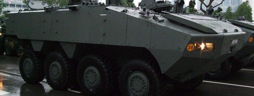 military coating Singapore