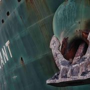 marine environment surfaces in need of anti rust coating for steel