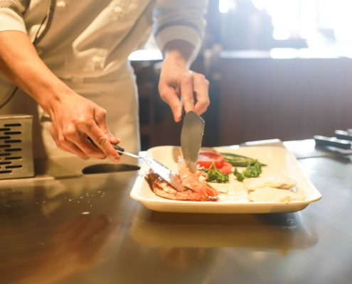 haccp and hygiene coatings in kitchen