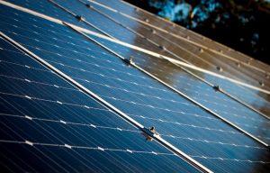 Hydrophobic and oleophobic nano coatings keeping solar panel clean