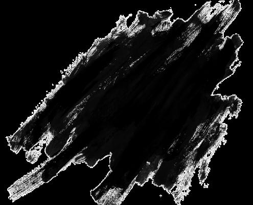 Black rubber coating test
