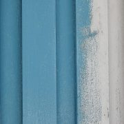 the right coating additives used to create perfect flow of blue paint