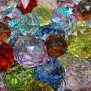 Clear epoxy resin can be used to create art, jewelry, and much more