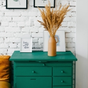 Chalk paint furniture to create the exact look and design you want
